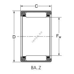 BA 1216 Z