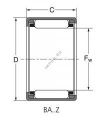 BA 1414 Z