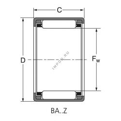 BA 610 Z