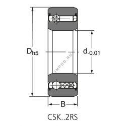 CSK 25 2RS