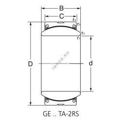 GE 160 TA 2RS
