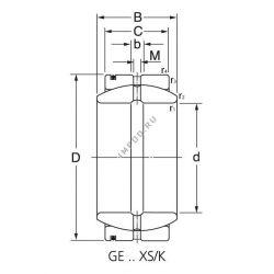 GE 85 XS/K