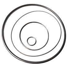 Чертеж-схема Кольцо 360-370-58 ГОСТ 9833-73