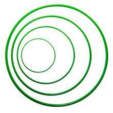 Чертеж-схема Кольцо промышленное силиконовое 122-128-25