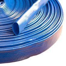 Чертеж-схема Рукав плоскосворачиваемый PVC 75мм