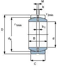 Чертеж-схема GE65