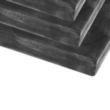 Чертеж-схема Техпластина 40мм МБС-С 2Ф 520х520мм. 17.7 кг ГОСТ 7338-90