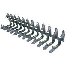Чертеж-схема Механический соединитель для транспортёрных лент BARGER B2 толщ.ленты 7-15мм
