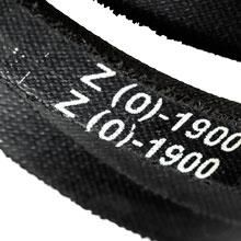 Чертеж-схема Ремень клиновой ZО-2500 Lp/2480 Li ГОСТ 1284-89 HIMPT