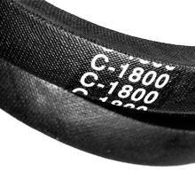 Чертеж-схема Ремень клиновой СВ-6000 Lp/5950 Li ГОСТ 1284-89 RUBENA