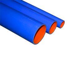 Чертеж-схема Патрубок силиконовый прямой 55мм. дл.1100мм