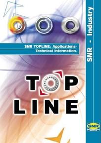 Подшипники для специальных условий TOP LINE SNR