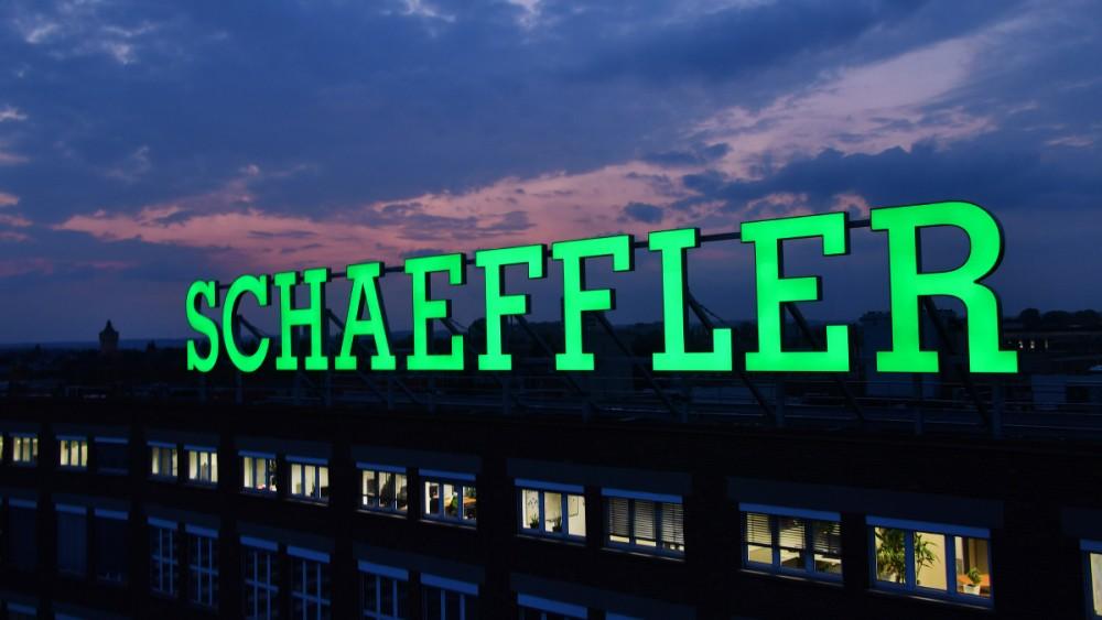 Немецкий производитель подшипников и автозапчастей Schaeffler