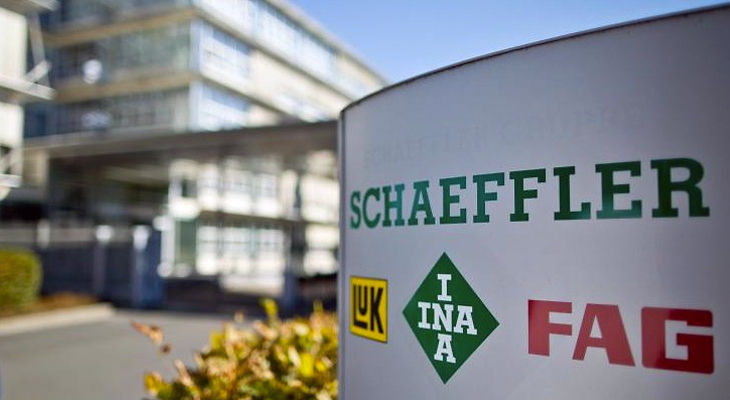 Schaeffler (INA и FAG)
