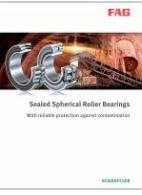 SCHAEFFLER INA, FAG сферические роликоподшипники с уплотнениями