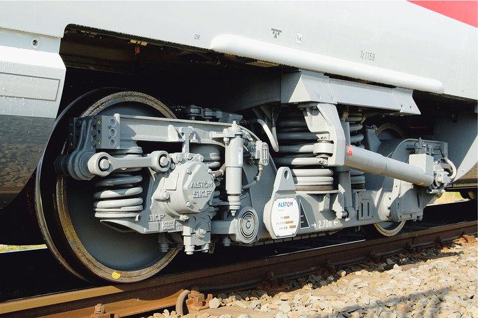 Усовершенствованая версия роликоподшипников SKF разработанна для грузовиков компании Advanced Truck Systems в США
