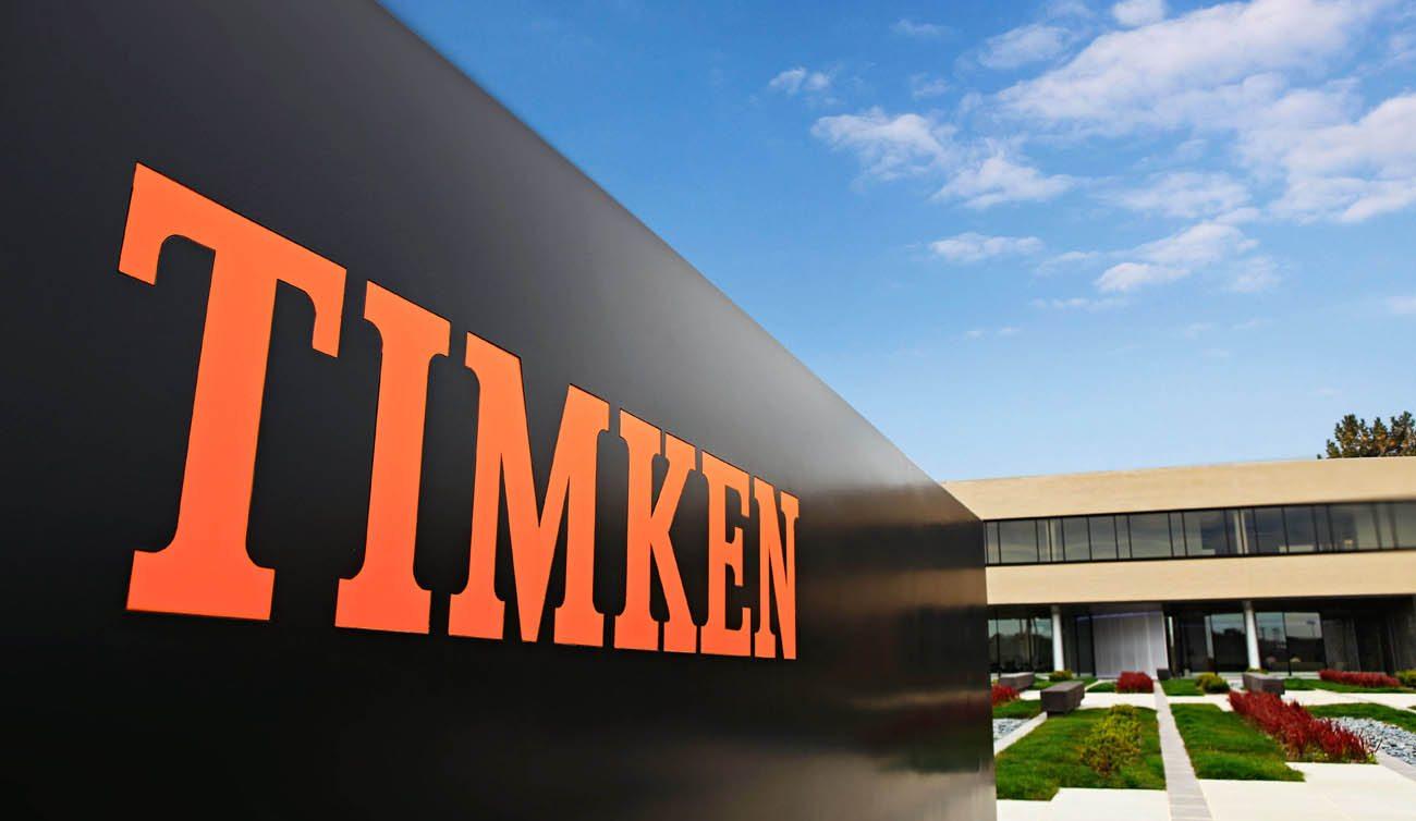 Доходы компания Timken